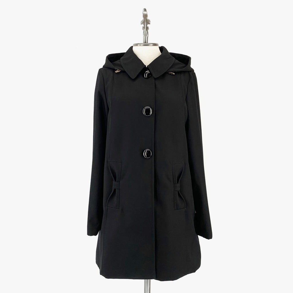 Kate Spade New York Coat - Peter Pan Collar Snap - Small