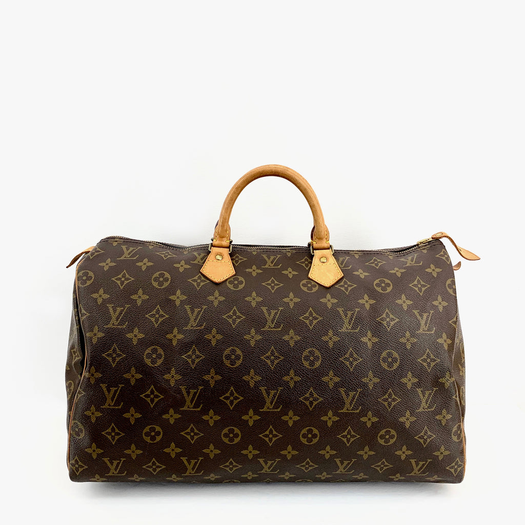 Louis Vuitton Bag - Speedy 40