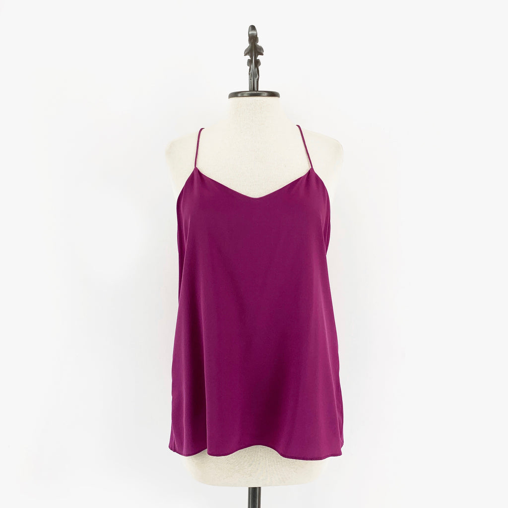Tibi Tank - 6 - Silk and New!