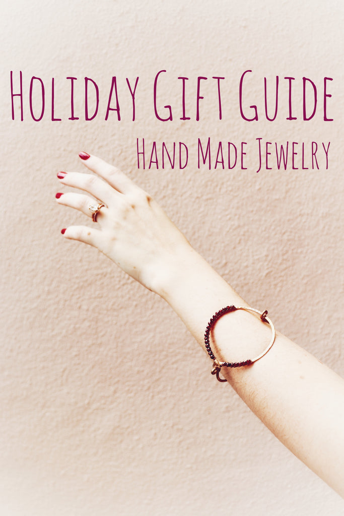 Holiday Gift Guide: Handmade Jewelry