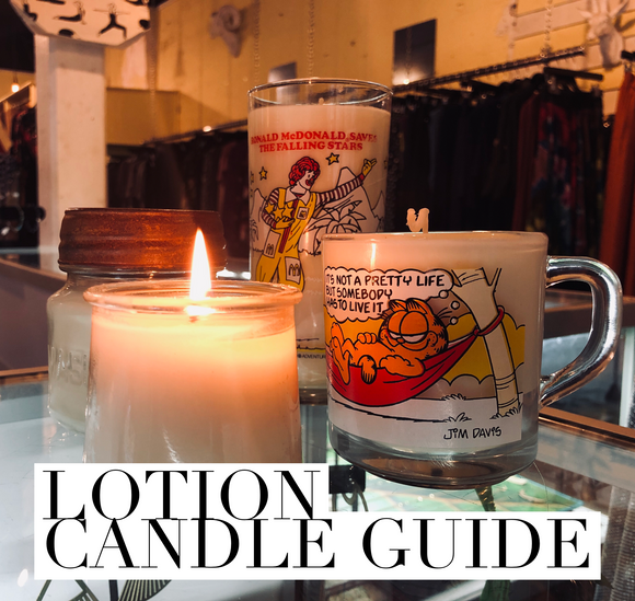 Lotion Candle How-To