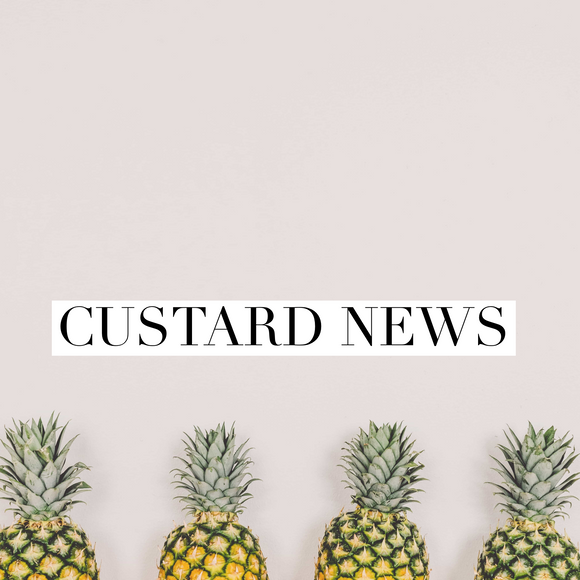 [updated 7/5] Custard Catch Up!