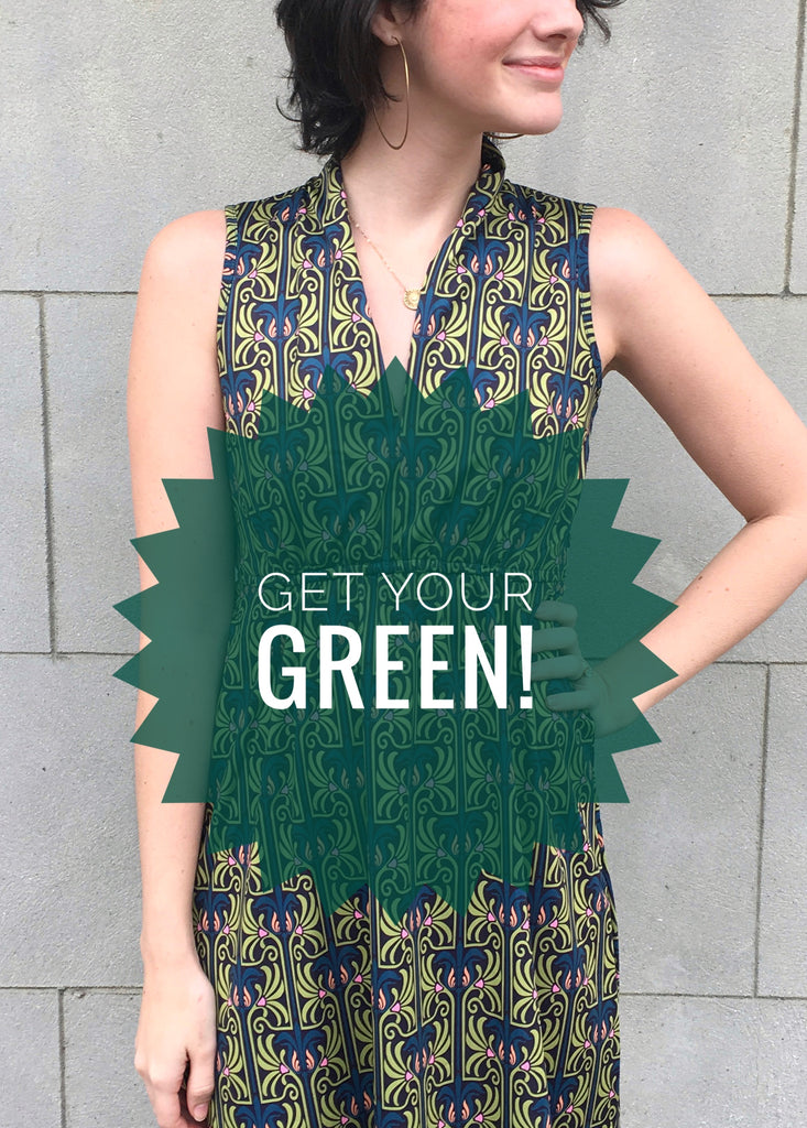 Get Your Green!