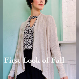 First Look of Fall