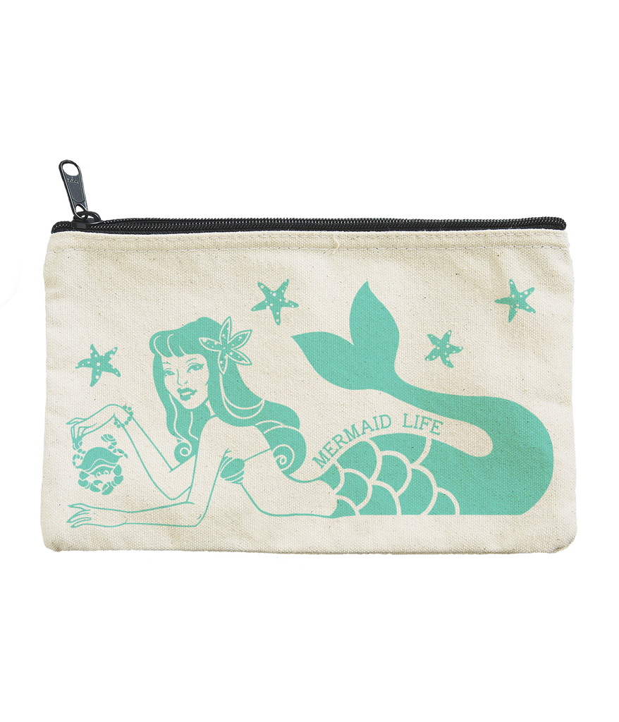 Mermaid Life Pouch