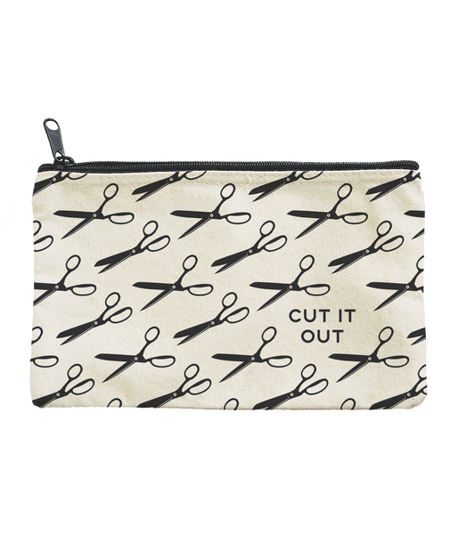 Cut It Out Pouch