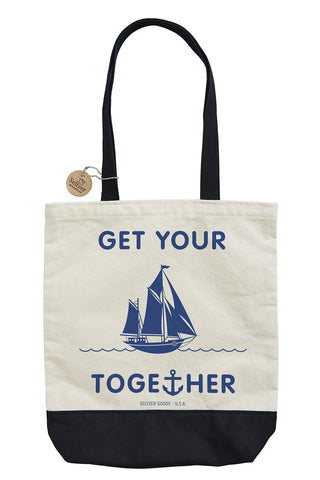 Get Your Ship Together Tote