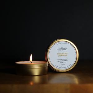 Travel Tin Candles (options)