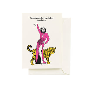 Cat Ladies Card