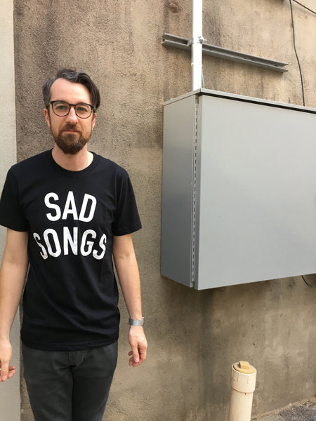 Sad Songs Unisex Tee