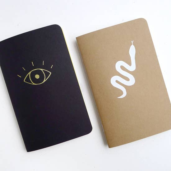 Curiosities Pocket Notebooks