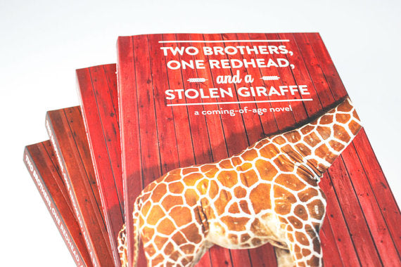 Two Brothers, One Redhead and a Stolen Giraffe