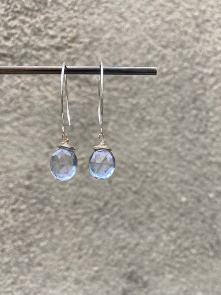 Stone Drop Earrings (multiple options)