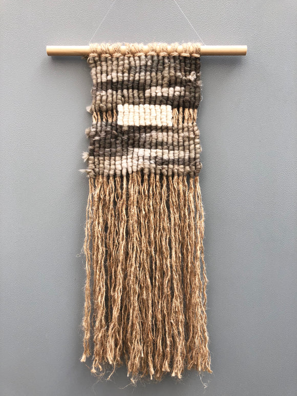 Primitive Weaving