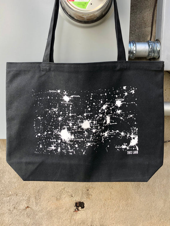Lights of OK Tote Bag