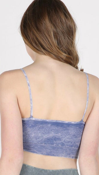 Side Detail Bra