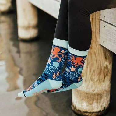 Under the Sea Socks