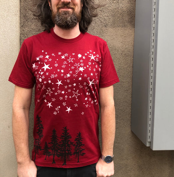 Stars and Pines Tee