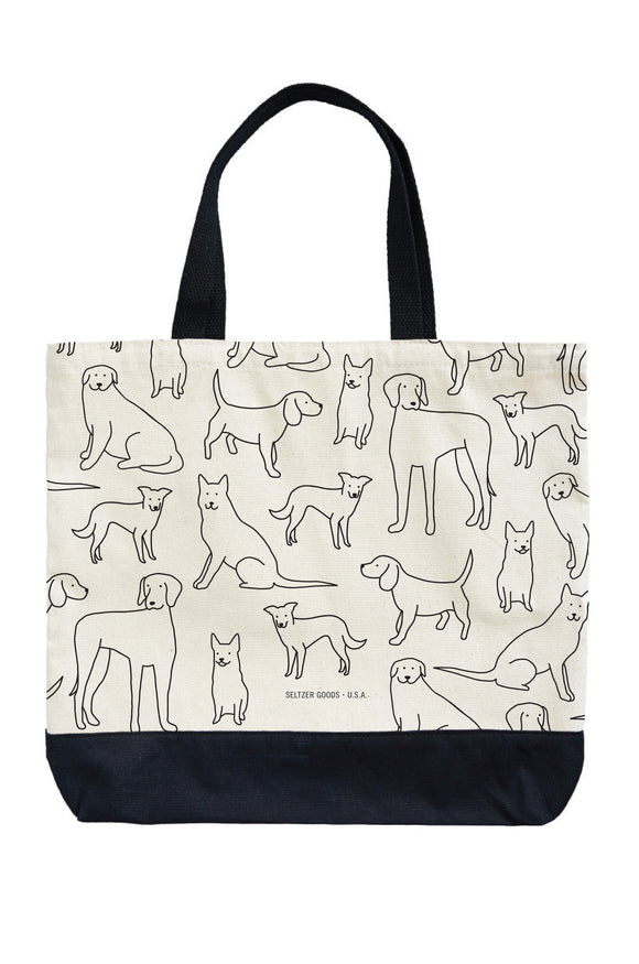 Dogs Tote