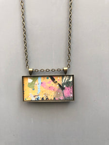 My Canvas Your Canvas Necklace