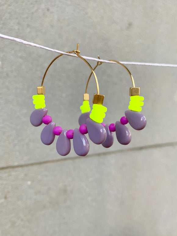 Boubou Earrings