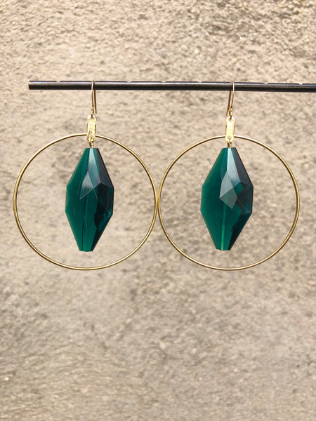 Green With Envy Hoops