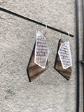 Women of History Shard Earrings