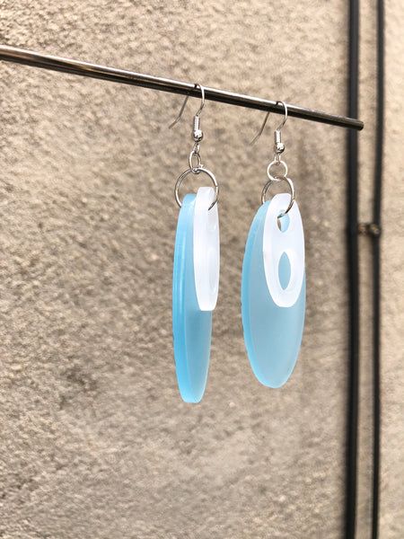 Double Ozone Earrings