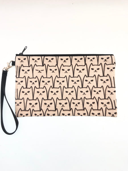 Cat Army Pouch