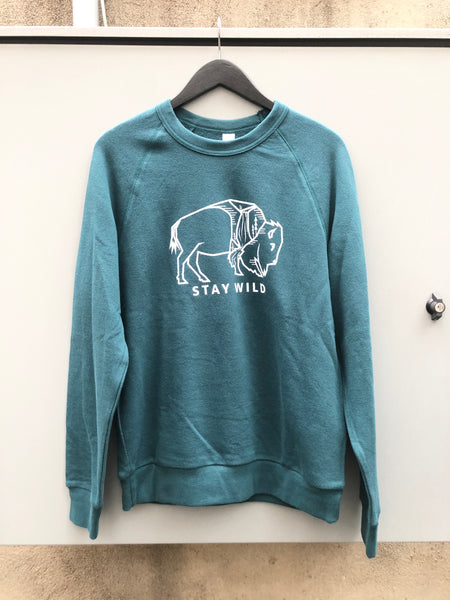 Stay Wild Unisex Pullover