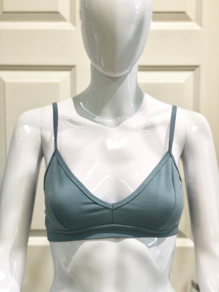 Organic Cotton V Bra