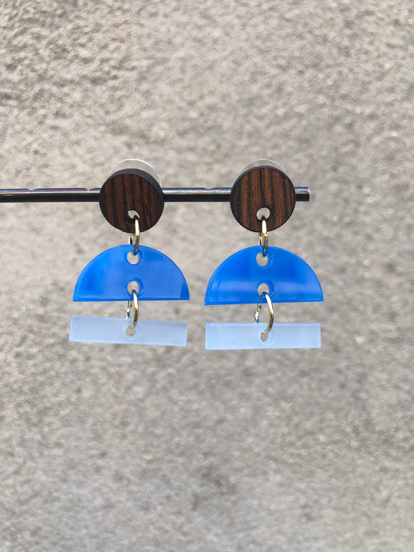 Hemisphere Earrings (multiple options)