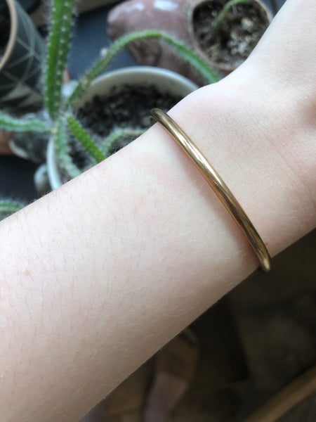 Brass Band Cuff