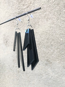 Acrylic Shard Earrings