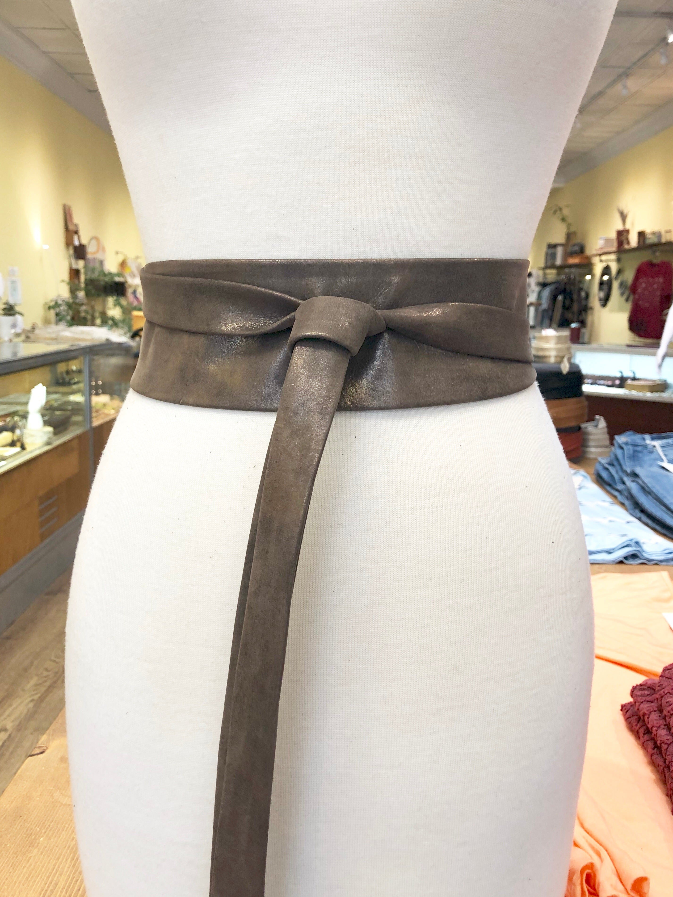 Truffle Wrap Belt
