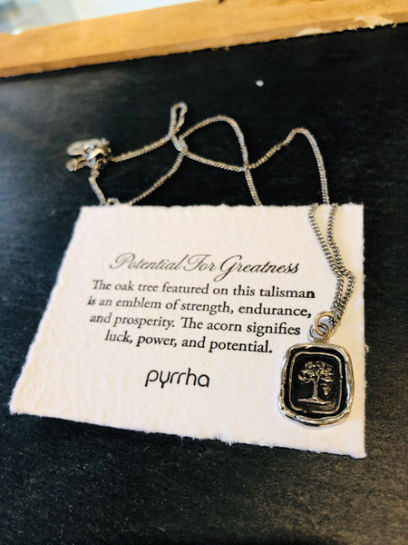 Potential for Greatness Necklace