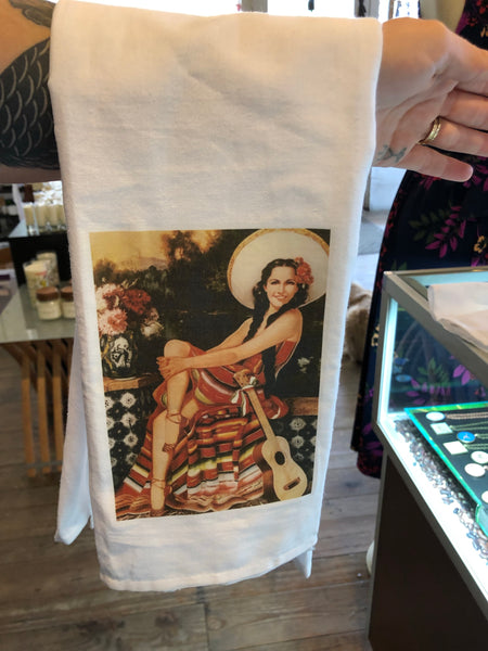 Bonita Tea Towels