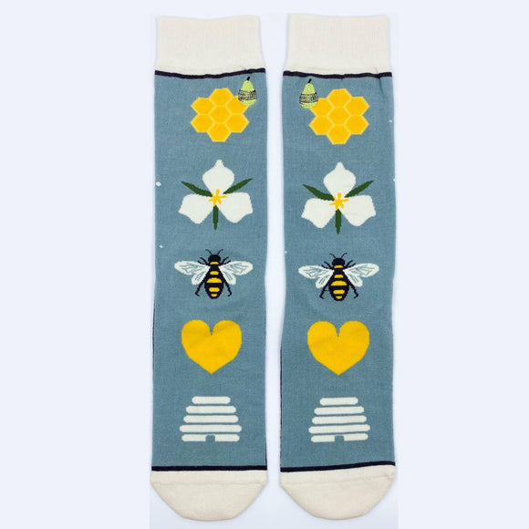 Bee Kind Socks