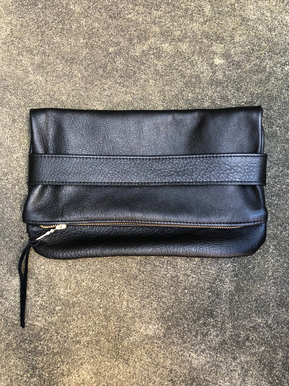 Foldover Mary Clutch