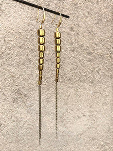 Rattler Earrings