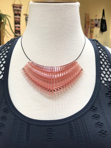 Blush Love Necklace