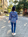 Crossroads Jacket/Blouse