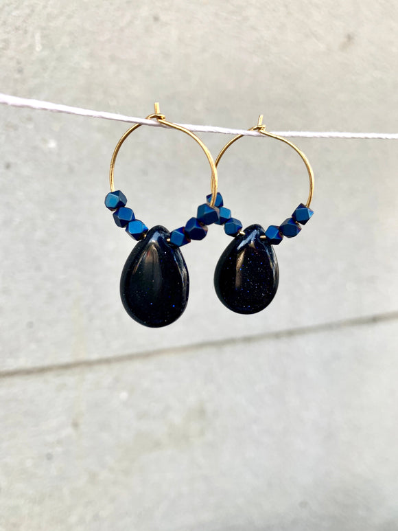Blackbird Earrings