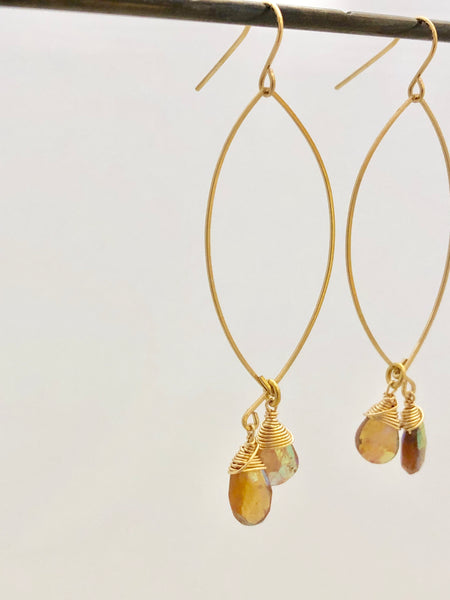 Climbing Ivy Earrings