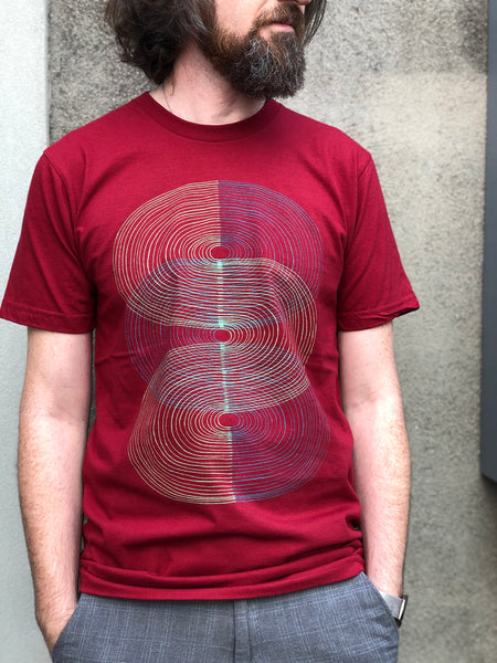 Spiral Out Tee