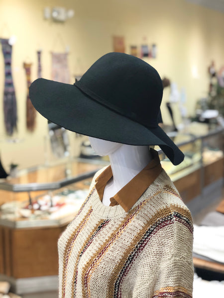 Wool Floppy Hat (multiple colours)