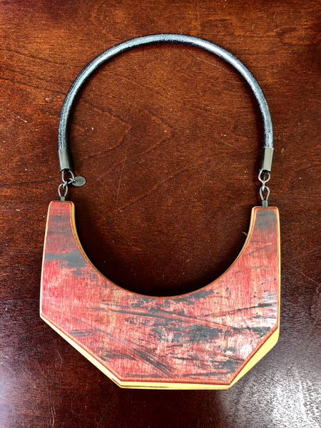 Round Cut Arc Choker (multiple options)