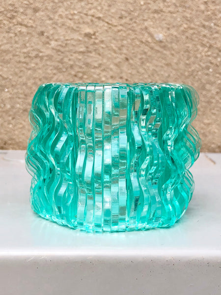 Undulating Waves Cuff