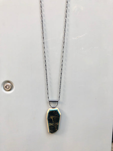 Lg Gem Pendant (multiple options)