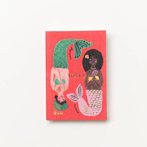 Pacifico Caribe Mermaid Notebook